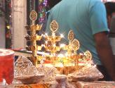 Sadar Bazar Market During Diwali